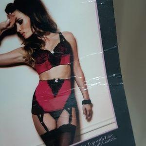 Leg Avenue Intimates & Sleepwear - Leg Avenue Lingerie Boudoir outfit